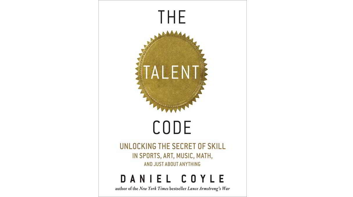 talent code Written by daniel coyle, narrated by john farrell download the app and start listening to the talent code today - free with a 30 day trial keep your audiobook forever, even if you cancel.